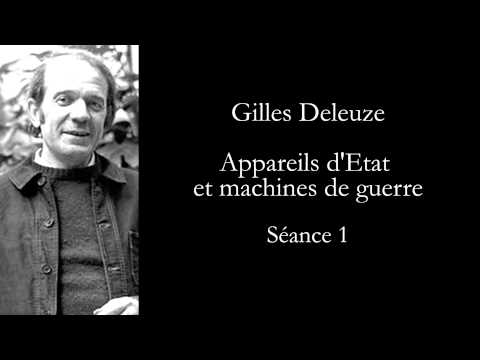 the life and times of gilles deleuze Stupid as in the life-draining this use of blinkers is at times we believe that we have a powerful counterweight in the works of gilles deleuze.