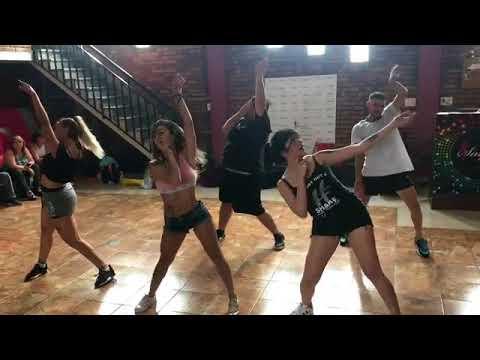 Nahir Romano URBANO - Síguelo bailando