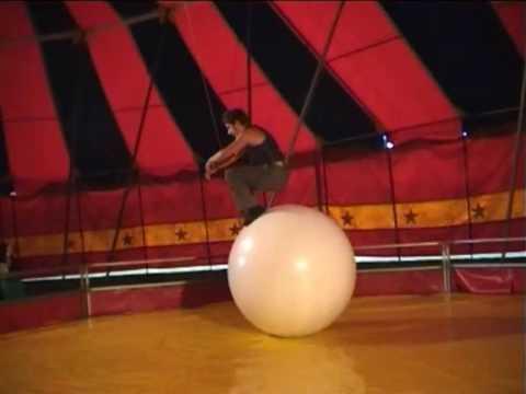 New Zealands #1 Globe Walker - Circus Aotearoa