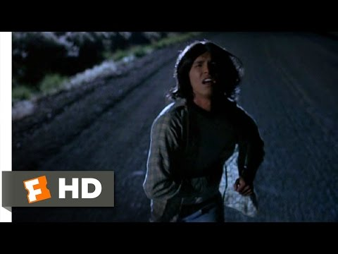 Smoke Signals (10/12) Movie CLIP - Running for Help (1998) HD