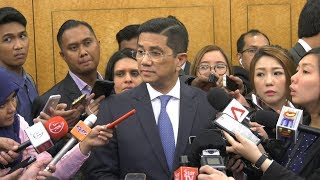 Azmin coy over post he will contest in PKR polls