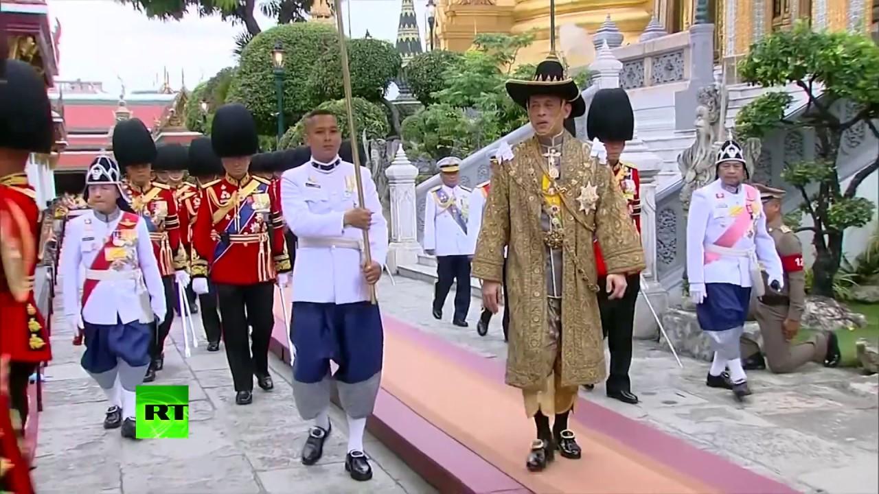 В Таиланде прошла коронация монарха Махи Вачиралонгкорна