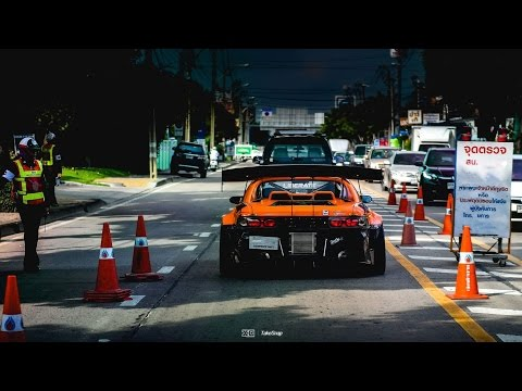 "XO 241 : MR2 Hyper ""CUSTOM "" Thailand Style - Street Warrior"