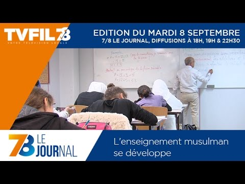 7/8 Le journal – Edition du mardi 8 septembre 2015