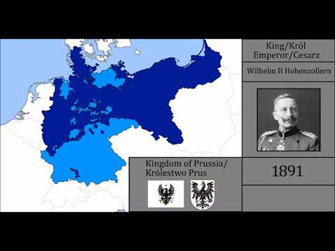 History of Prussia : Every Year 1525-1935