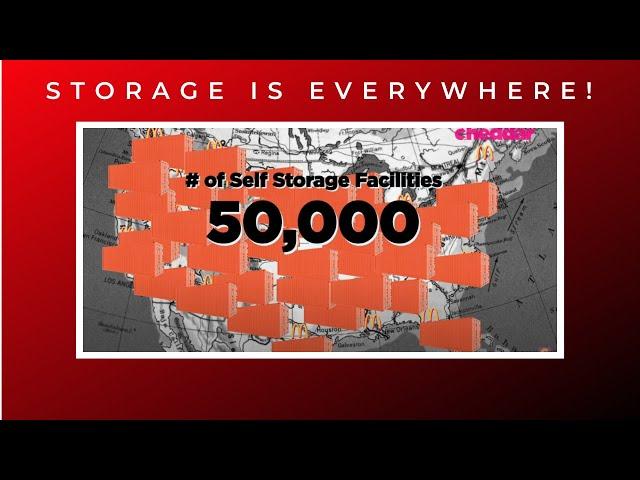 Storage Is Everywhere!