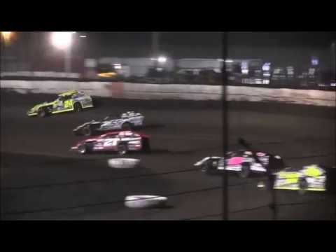 2018 Modified Summer Nationals Feature At Fairbury IL