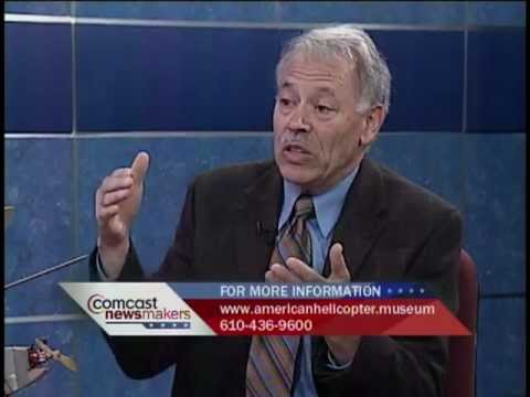 American Helicopter Museum & Education Center - Comcast Interview 5-11-12