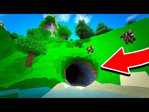 WHAT IF THERE WAS CIRCLES IN MINECRAFT?!