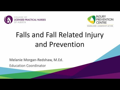 Falls and Fall-Related Injury and Prevention