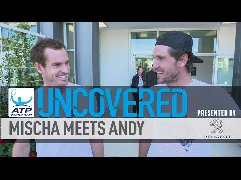 Mischa Meets Murray To Talk Fatherhood And Brothers Uncovered
