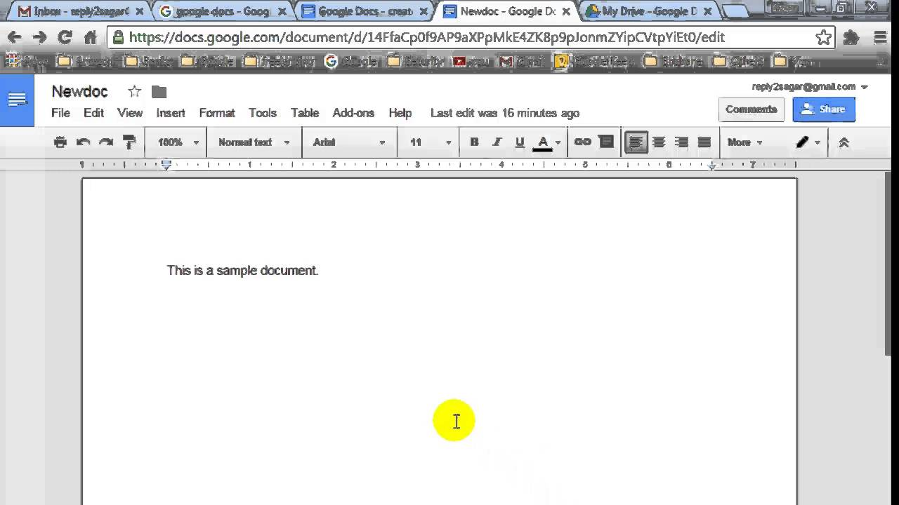 How To Delete A Document In Google Docs