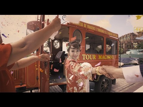 Patrick & Suki's 4K Wedding Cinematography // My Dream Home // Director Cut