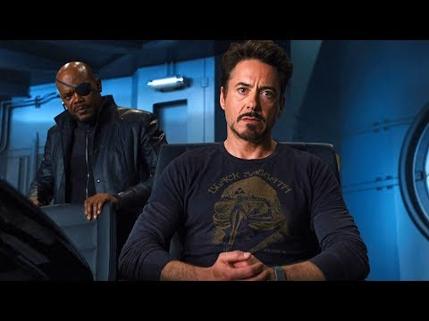 """Nick Fury """"There Was An Idea"""" The Avengers Initiative - The Avengers (2012) Movie CLIP HD"""