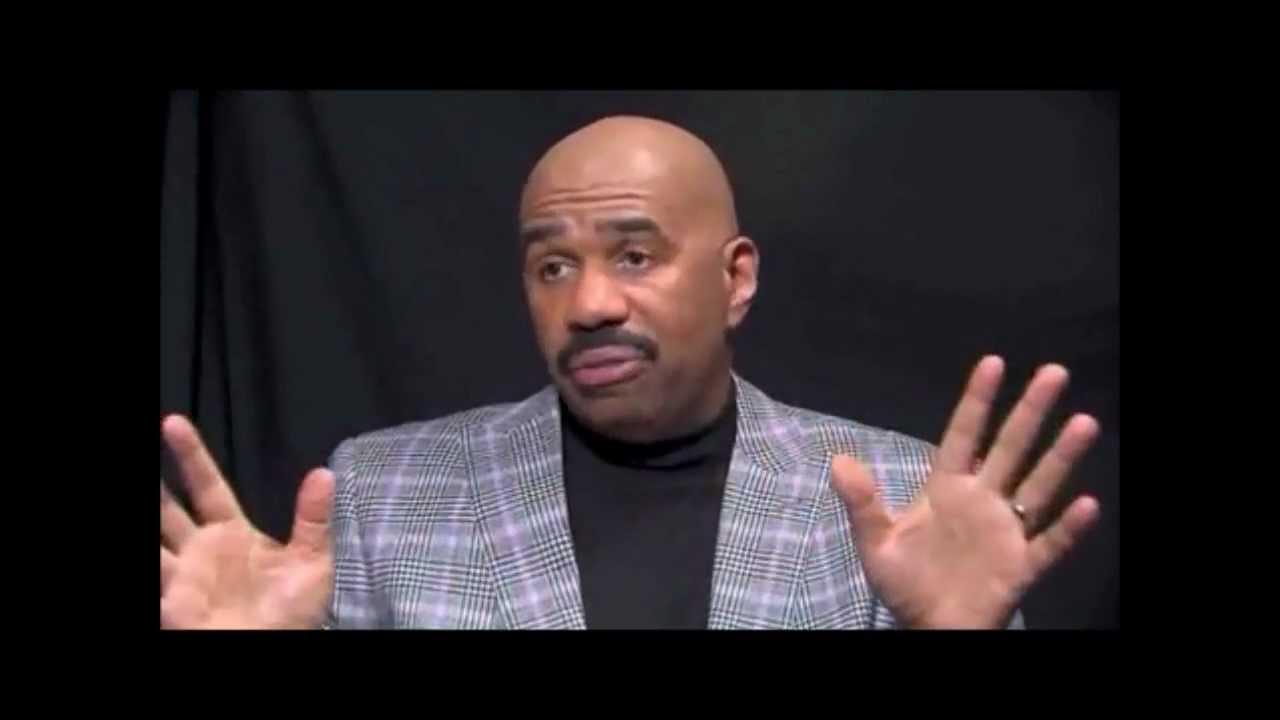 Steve harvey dating questions