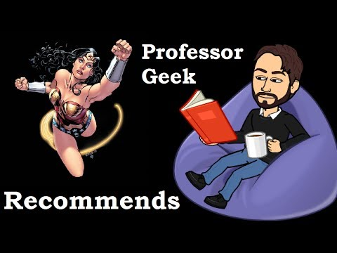 Wonder Woman Reading Recommendations