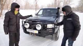 Тест драйв Ford Ranger