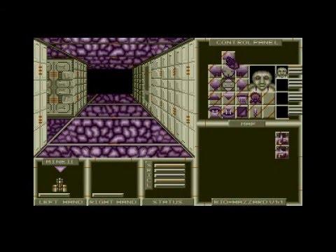 biohazard for Atari ST