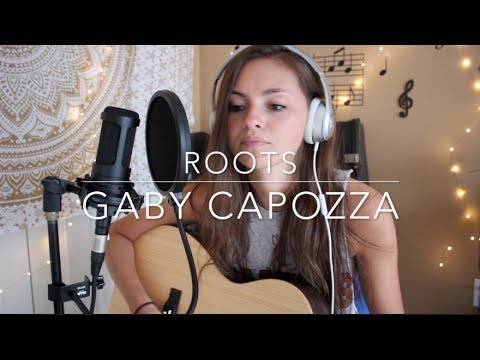 Roots - Zac Brown Band (Gaby Capozza Cover)