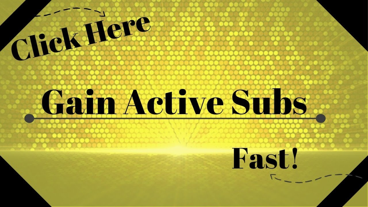 how to get subs fast