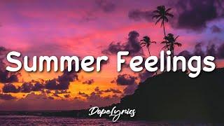 Download Lagu Lennon Stella Charlie Puth - Summer Feelings From Scoob The Album MP3