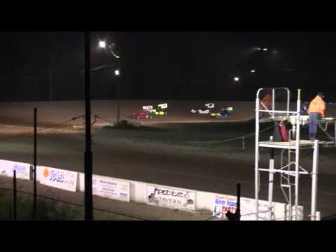 M.O.R.A Racing - Mt Pleasant Speedway May 22nd, 2015