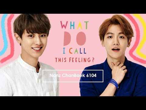 CHANBAEK | What Do I Call This Feeling 뭐라고 불러 [ENGSUB CC] #chanbaek