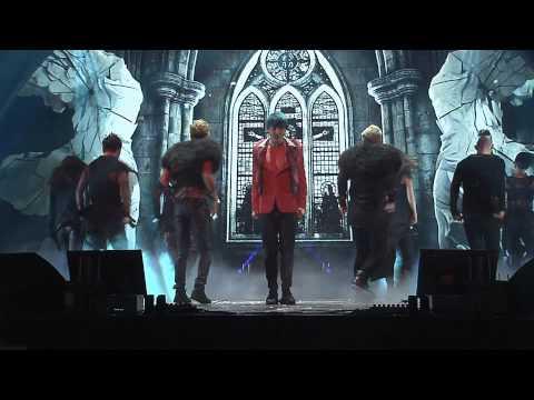 2015 XIA 3rd ASIA TOUR CONCERT IN SEOUL 타이틀 곡 '꽃' 무대 영상