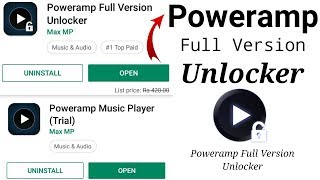 poweramp music player download full version