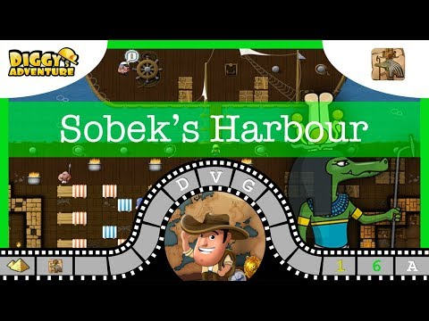 [~Sobek~] #A Sobek's Harbour - Diggy's Adventure