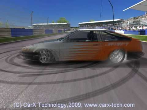 FREE TEST DRIVE! www.carx-tech.com -CarX(Car physics engine). Engine for racing & driving games.