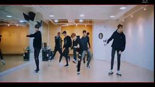 K-POP Mashup: Monsta X x EXO [ Dance Practice ]
