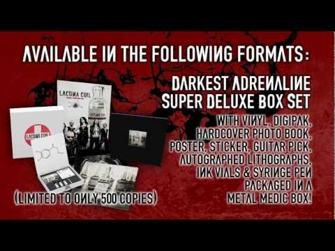 LACUNA COIL - 'Dark Adrenaline' Album Trailer