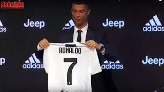 Ronaldo Lớn Tiếng Sẽ Thâu Tóm Cả Chức VĐ Cup C1 và Serie A Về Cho Lão Bà | Tin Thể Thao 24h Hôm Nay