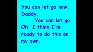 You Can Let Go Now Daddy by Crystal Shawanda