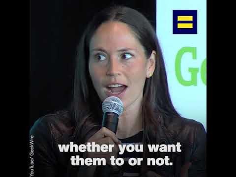 National Coming Out Day 2017 - Sue Bird