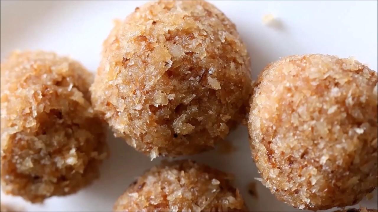 Richa Hingle: Vegane Indische Küche - Cremige Kokosbällchen (Nariyal ...