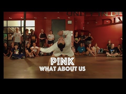Pink - What About Us | Hamilton Evans Choreography