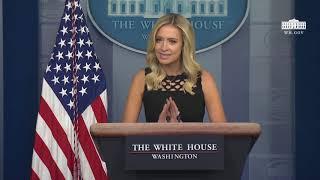 06/19/20: Press Secretary Kayleigh McEnany Holds a Press Briefing