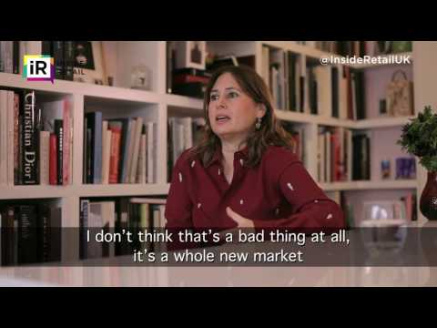 Alexandra Shulman OBE | Inside Retail