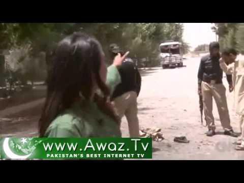 12 women killed in Pakistan bus bombing