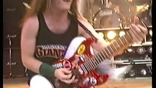 Exodus - Brain Dead - Live Dynamo 1988