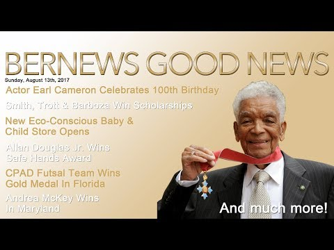 "Bernews ""Good News"" Sunday Spotlight, August 13, 2017"