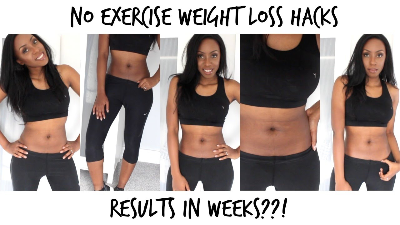 Fat Loss Without Exercise 57