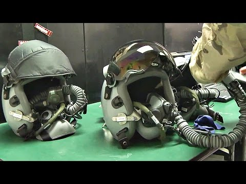 These Gears Keep Air Force Pilots Alive – Aircrew Flight Equipment