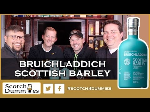 Bruichladdich, The Classic Laddie Islay Single Malt Scotch Whisky Review #103