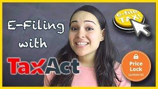 Taxes: E-Filing With TAXACT.com