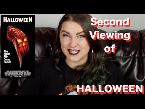Second Viewing - 1978 Halloween