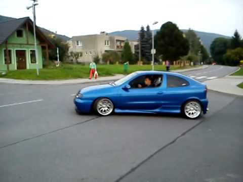 renault megane coupe 1 6 16v tuning youtube. Black Bedroom Furniture Sets. Home Design Ideas