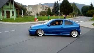 Renault megane coupe 1.6 16v tuning